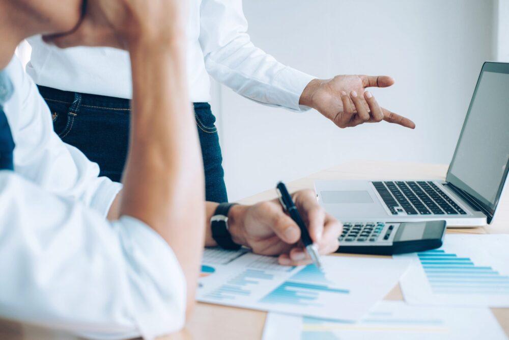融資代行サービスが代行する3つの業務