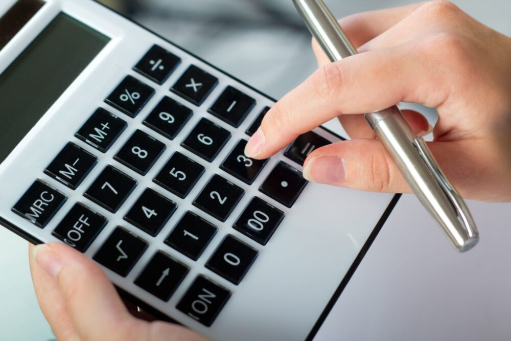 税理士に資金調達を依頼する時の相場感