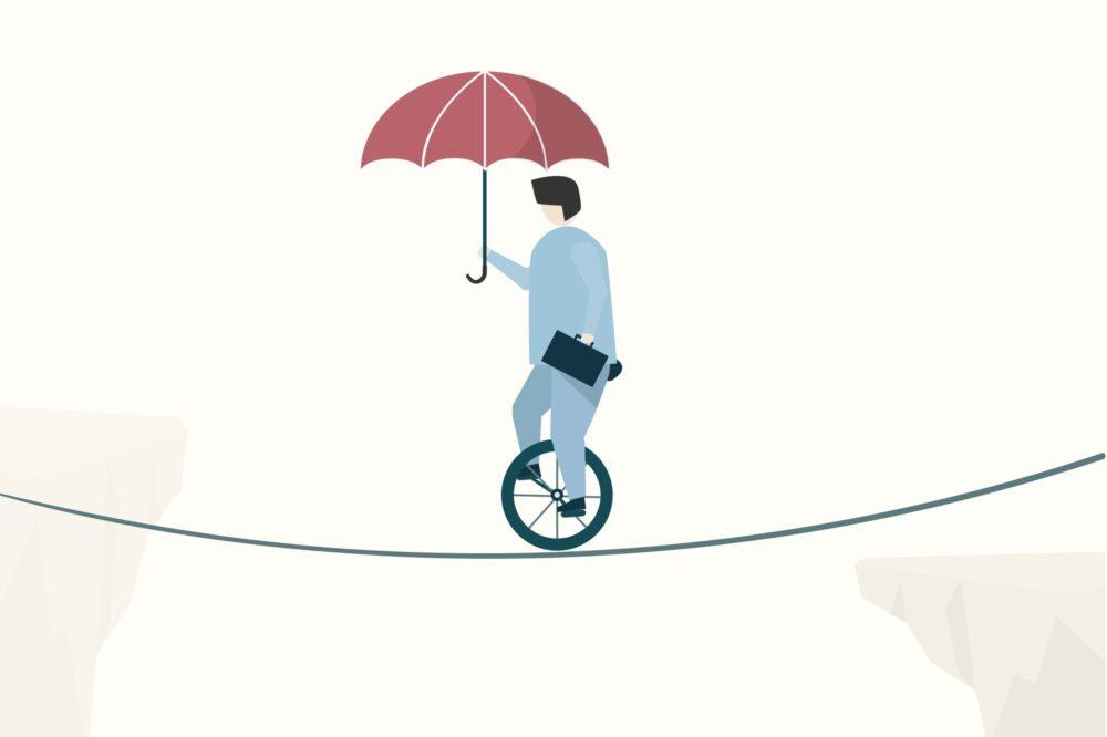 借入金の返済が滞ることのリスク